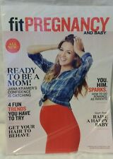 Fit Pregnancy and Baby (Feb 2016) - Jana Kramer - Bonus 7 Gift Card Coupons