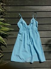 NWOT Anthropologie Twelfeth Street Cynthia Vincent pure silk cami tunic 0 P XS