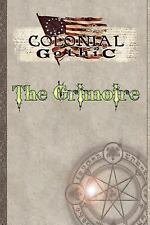 Colonial Gothic: The Grimoire (RGG1666), Richard Iorio, Good Book