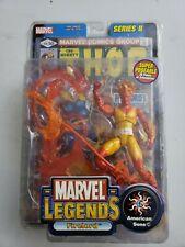 Marvel Legends Series II custom firelord and mini posters American sons customs