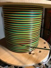 American Flyer No 24 Rainbow Wire Fc4c 4 Color Green Yellow Red Black 150 FT