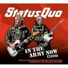 """STATUS QUO """"IN THE ARMY NOW (2010)"""" CD NEU"""