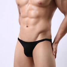 Hombre Sexy Calzoncillos Bikini Tanga Tangas Ropa Interior Cintura Baja