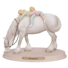 Horse Whispers THE BABYSITTER Figurine - RARE FIGURINE SAMPLE