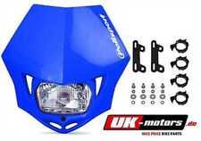 Polisport Mmx Lampe de Masque Bleu HM-Moto CRM 125 450 CRM 490 CRM 500