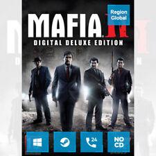 Mafia II 2 Deluxe Edition for PC Game Steam Key Region Free