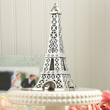 6 Eiffel Tower Wedding Centerpieces Reception Tables