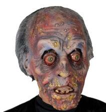 Morris Costumes Horror Dorian Diseased Look Elastic Hair Band Latex Mask. 7002BS