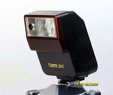 Canon Speedlite 244T Blitzgerät für Canon T Serie Analog Kameras S00404
