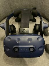 HTC Vive Pro HMD Virtual Reality VR Headset and Link Box