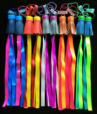 'Flutterby' Ribbon Tail Poi by Rainbow Dragon - Customise Your Own Circus Set