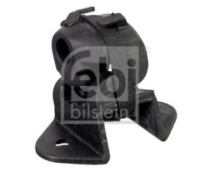 Exhaust Mounting fits PEUGEOT 207 WK Rear Centre 1.6 1.6D 07 to 13 Rubber 1755N0