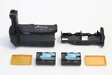 Canon BG-E20 Battery Grip for 5D Mark IV 4 Camera +BONUS Two Canon LP-E6 Battery