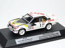 Opel Ascona B 400 Österreichischer Staatsmeister 1982 Kalnay Hinterleitner 1:43