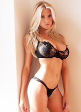 Charlotte McKinney Unsigned 8x12 Photo (57)