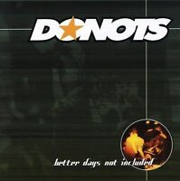 Donots Better days not included (1999) [CD]