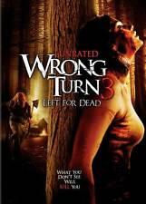 WRONG TURN 3: LEFT FOR DEAD Movie POSTER 27x40 Tom Frederic Janet Montgomery