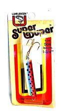 Luhr-Jensen Vintage Super Duper 1 3/4-inch Rainbow Trout Fishing Lure