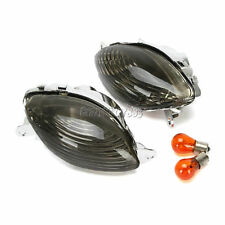 Motorcycle Smoke Front Turn Signals For Suzuki Hayabusa GSXR 1300 1999-2007 00