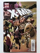 UNCANNY X-MEN #544 2nd Ptg Wrap Variant, Marvel (2012) Series Finale, VF/NM