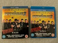 The Expendables 3 - Blu-Ray In Great Condition All Round !