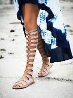 New Free People + Jeffrey Campbell Rae Gladiator Sandal size 9 MSRP: $298