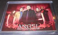 ANGEL SEASON THREE PROMOTIONAL CARD A3-UK