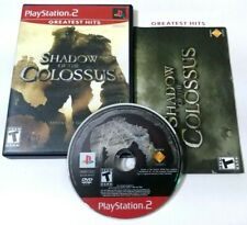 Shadow of the Colossus (Sony PlayStation 2 PS2, 2006) COMPLETE Tested & Cleaned!
