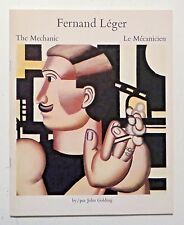 FERNAND LEGER The Mechanic 1976 Monograph CUBIST ART National Gallery of Canada