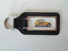 Citroen  2CV James Bond 007   Key Ring