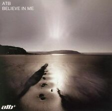 Atb : Believe in Me CD