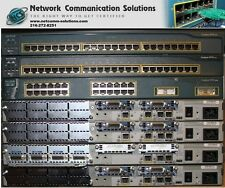 Cisco CCNP CCIE LAB 2621xm  2x 2620xm 2621 2x 2950 3550 Video Trainings