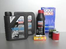 Maintenance Set SYM MAXSYM 600 Oil Filter, Spark Plug, Oil, service. Service