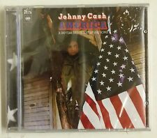"Johnny Cash America A 200-Year Salute In Story And Songs CD Europa ""Legacy"""