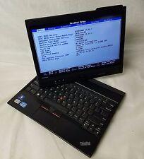 "Lenovo ThinkPad X230 12.5"" Intel Core i7 2.9GHz 8GB 320GB  Win 7pro 64 Tablet"