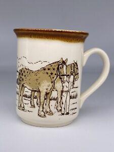Vintage Horses BILTONS Mug - Made in England