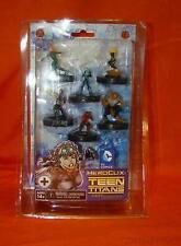 Dc HeroClix - Teen Titans Fast Forces
