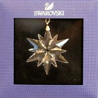 Swarovski Étoile Petit Noël Ornement 2017 Original Emballage 5257592