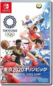 Tokyo 2020 Olympic Games The Official Video Game - Switch