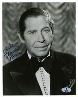 Milton Berle Vintage Signed Autographed 8x10 Photo Beckett BAS COA
