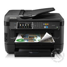 Epson WorkForce Colour Computer Printers with Fax
