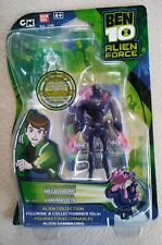 Rare Sealed Ben 10 Series 3 Action figure Chromastone Alien Force Collection