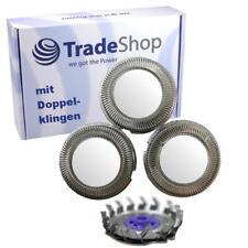 3x Set Scherkopf Messer Klingen für Philips HQ6990 HQ6995 HQ6996 HQ777 HQ801