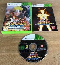 Naruto Shippuden: Ultimate Ninja Storm Generations Xbox 360 12+ Fighting Game
