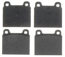 Frt Premium Organic Brake Pads PGD45 Raybestos