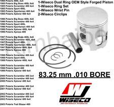 Piston Kit Polaris 400 Sportsman Xplorer ATV 84mm 50-305-07PK +1mm