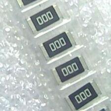 100PCS 0 ohm Ω 0R 5% 3/4W SMD Chip Resistor 2010(5025) 5mm×2.5mm NEW