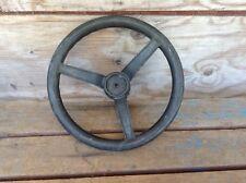 """Cool Plastic 12"""" Diameter Steering Wheel"""