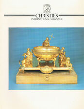 Christie's - International Magazine - June-July 1985
