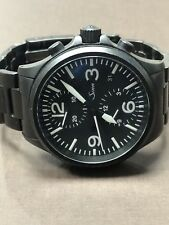 SINN 756.S Chronograph automatic Wrist watch Excellent condition Used